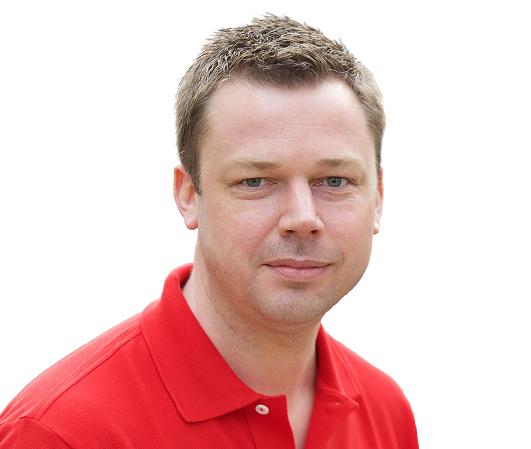 Richard Gott, Keynote Track Chair & Network Founder