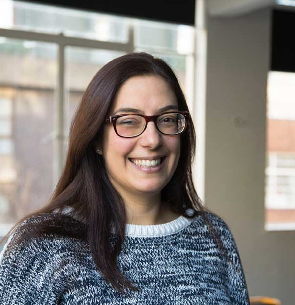 Irenie Ekkeshis, Director & Co-Founder
