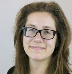 Laura Bridgestock, Marketing & Communications Coordinator